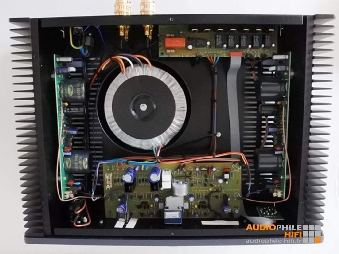 amplificateur sugden a21se