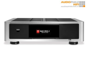 lecteur réseau NAD M50.2